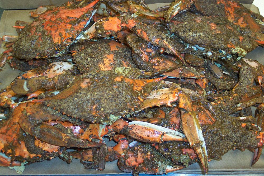 Maryland Steamed Crabs Conrad S Crabs